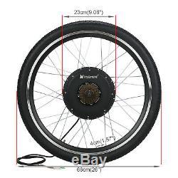 Voilamart 261000w Vélo Électrique Moteur Kit De Conversion Vélo Vélo Roue Arrière