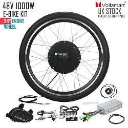 Voilamart 48v1000w Front Electric Bicycle E-bike Wheel Motor 28conversion Kit