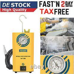 Voiture Evap Smoke Machine Leak Detector Testeur Automotive Fuel Pipe Diagnostic Tool