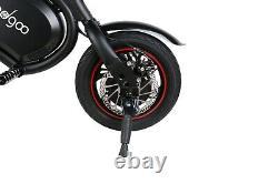 Windgoo Vélo Électrique B3 Urbain Ville De Banlieue 12 Pouces 350 Moteur / 36v Pliant Ebike